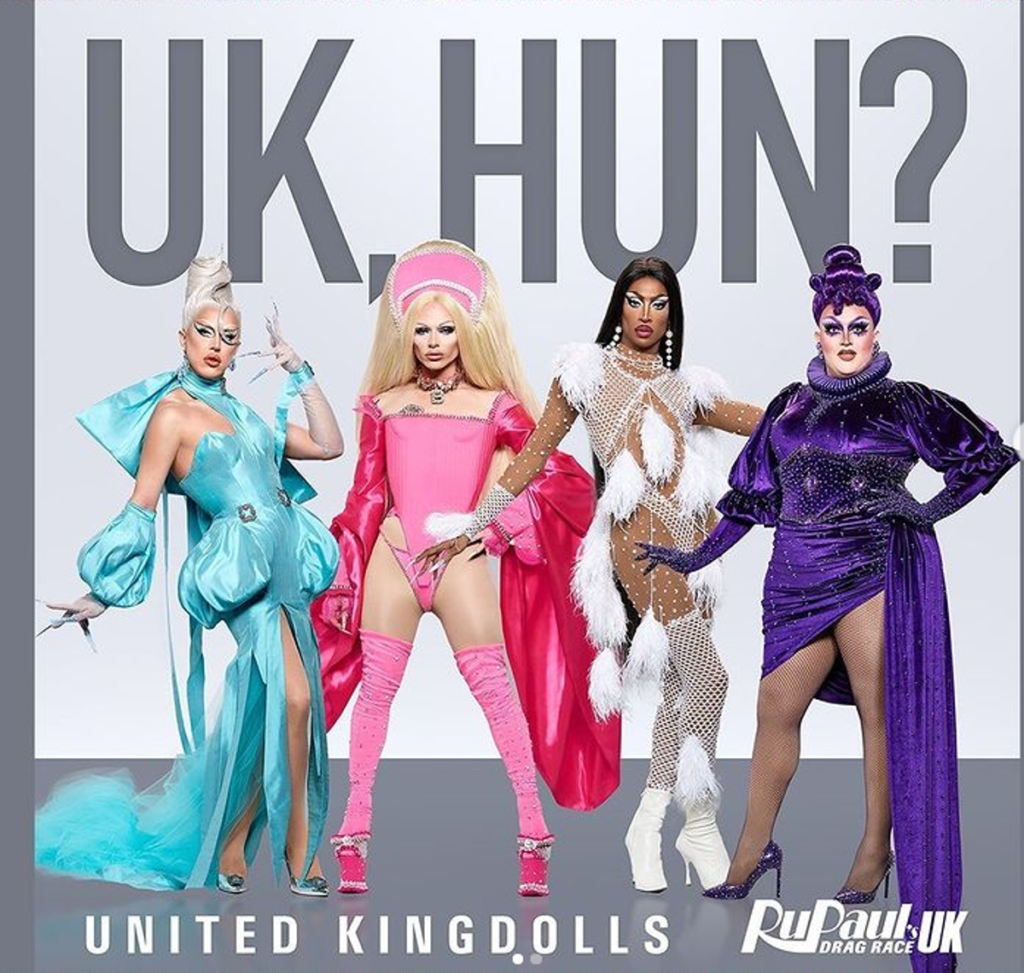 KET Recommends : Queens are taking over!