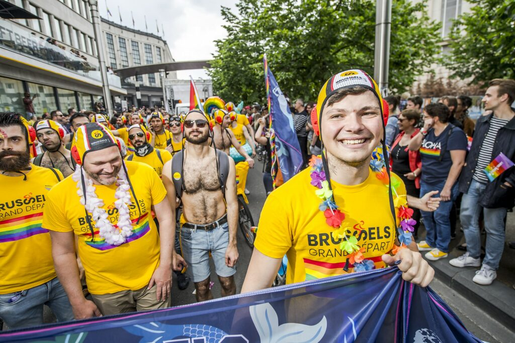 What could make Brussels a safe city for queer people?