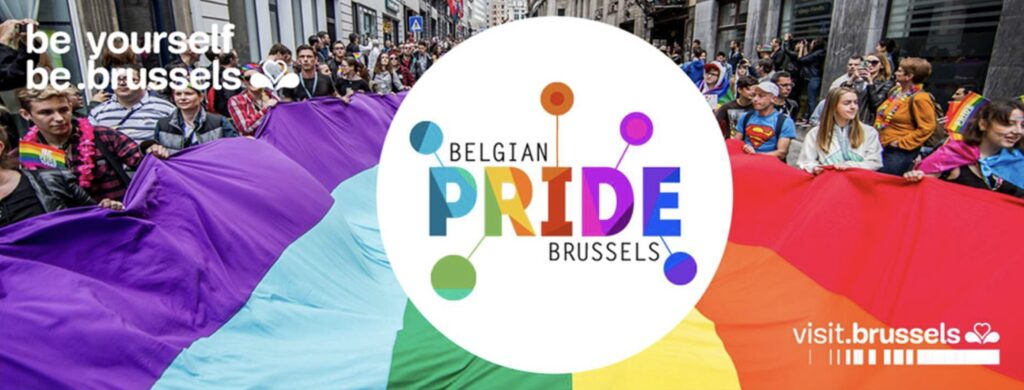 Belgian Pride Event This September