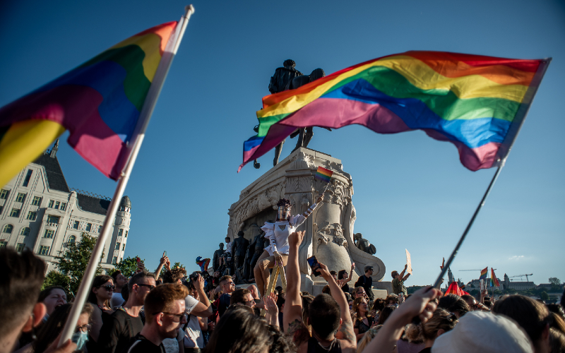 """Hungary introduces """"gay propaganda"""" law stricter than Russia"""