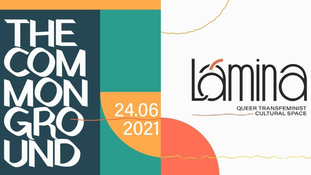 Lámina Queer Space or Finding the common ground