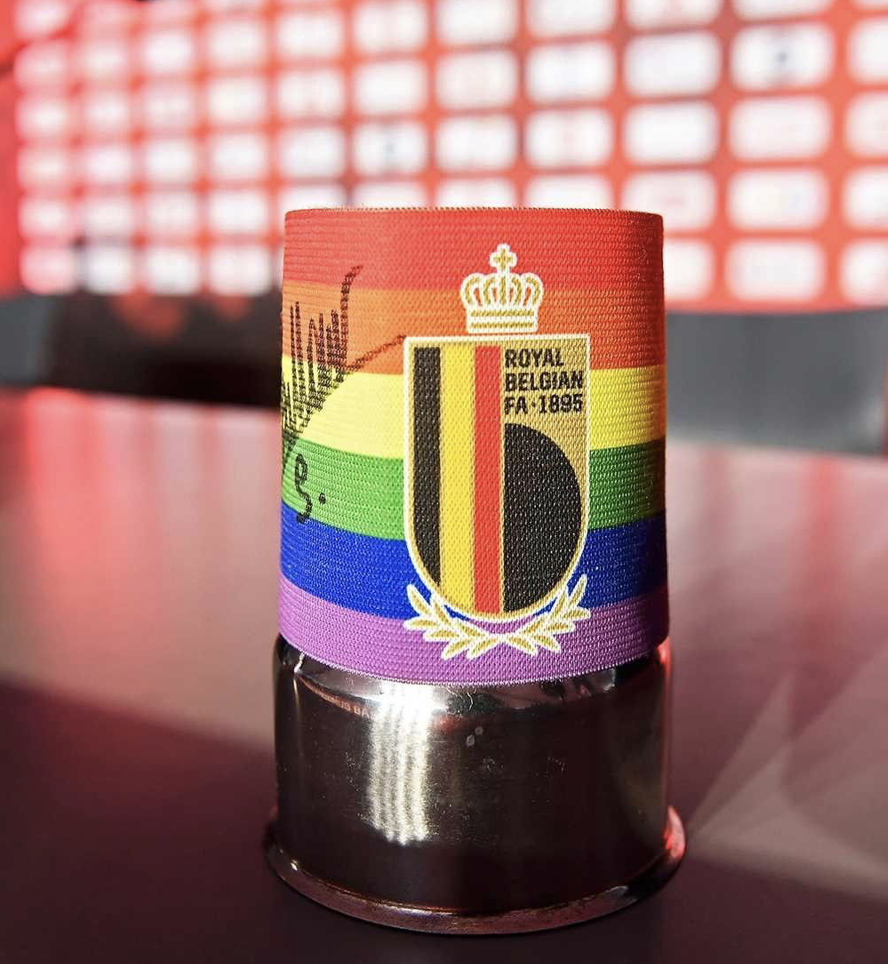 Rainbows at Euro 2020: goal or offside?