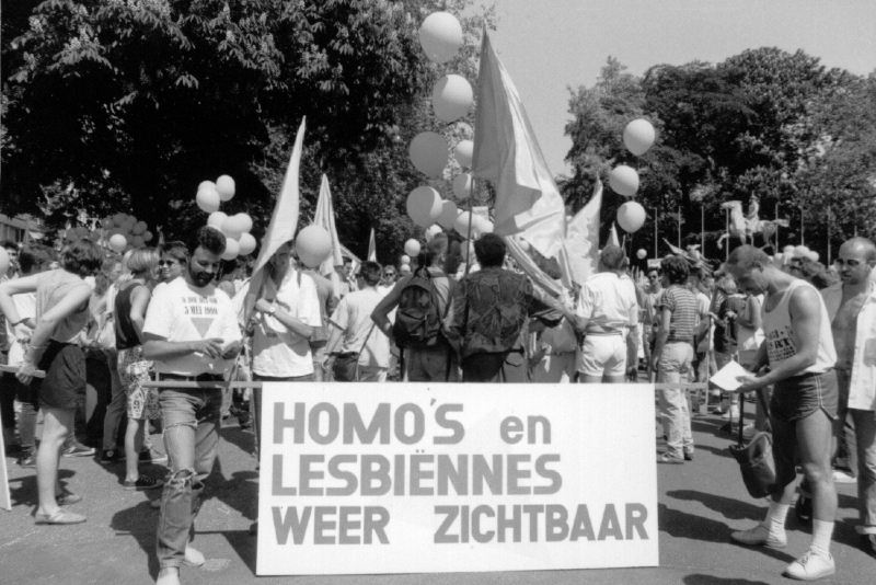Showcasing the queer history of Brussels