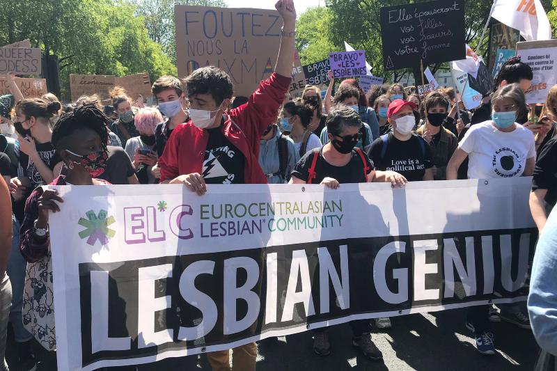 Lesbiennale: the arts festival bringing the lesbian art-world back together