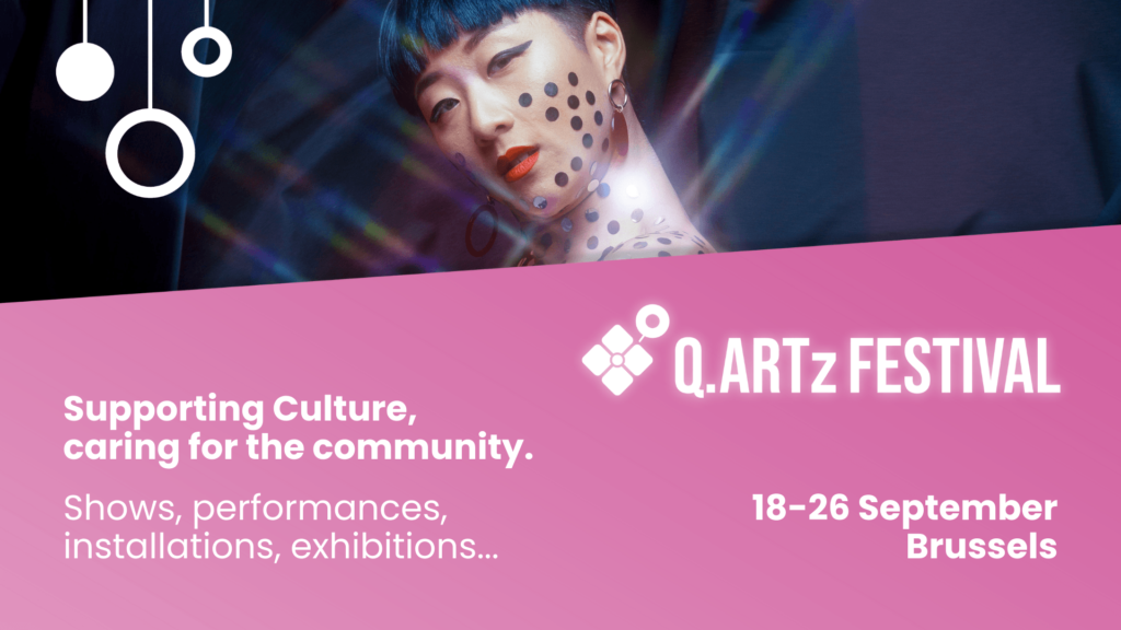 Q.ARTz Festival : Supporting Culture, Caring for the Community