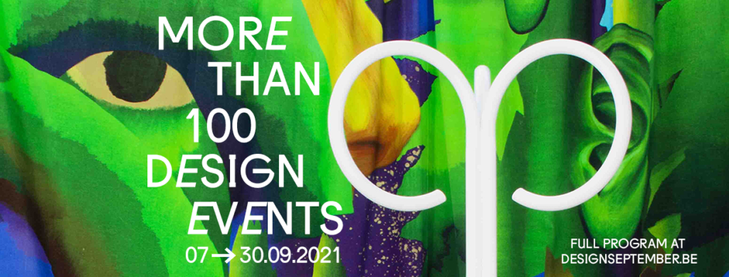 What's on in Brussels? Dive into Design September
