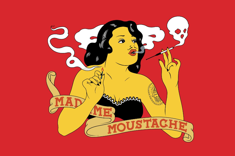 What's on in Brussels: Queer Queer Moustache