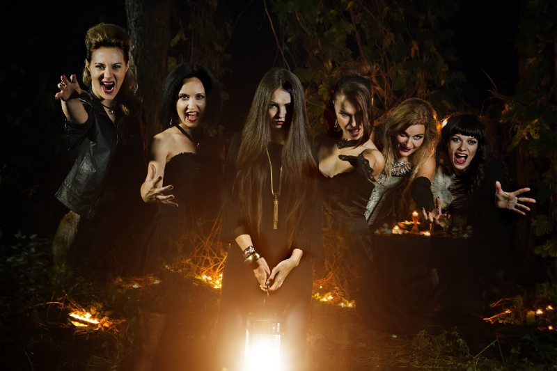 What's on in Brussels: The return of the witches