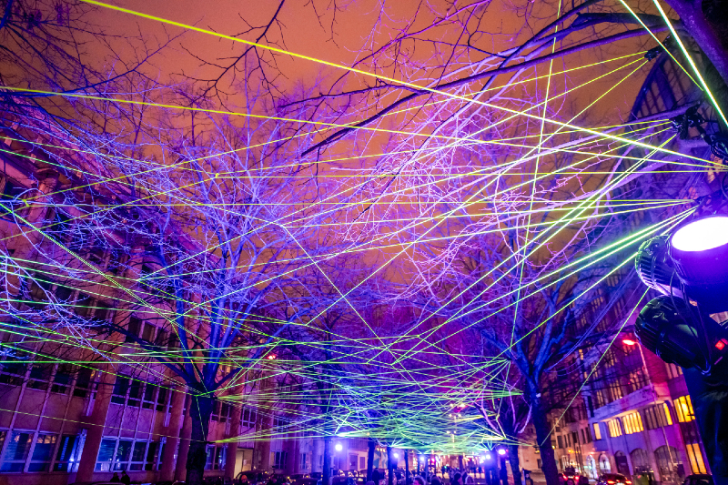 Bright Brussels returns to light up the city