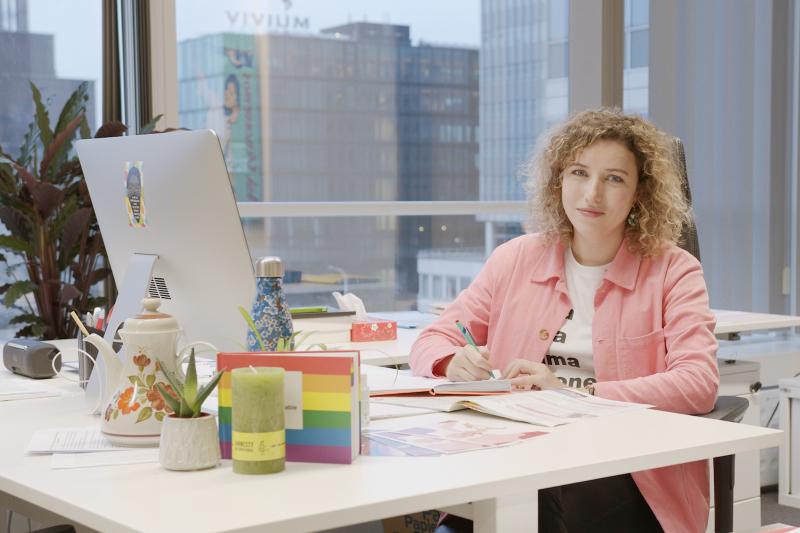 Sarah Schlitz: Queer politics in action